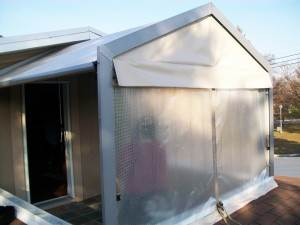 Cover them with a winter canopy can re & Be efficient and money smart: Choose a shelter that not only ...