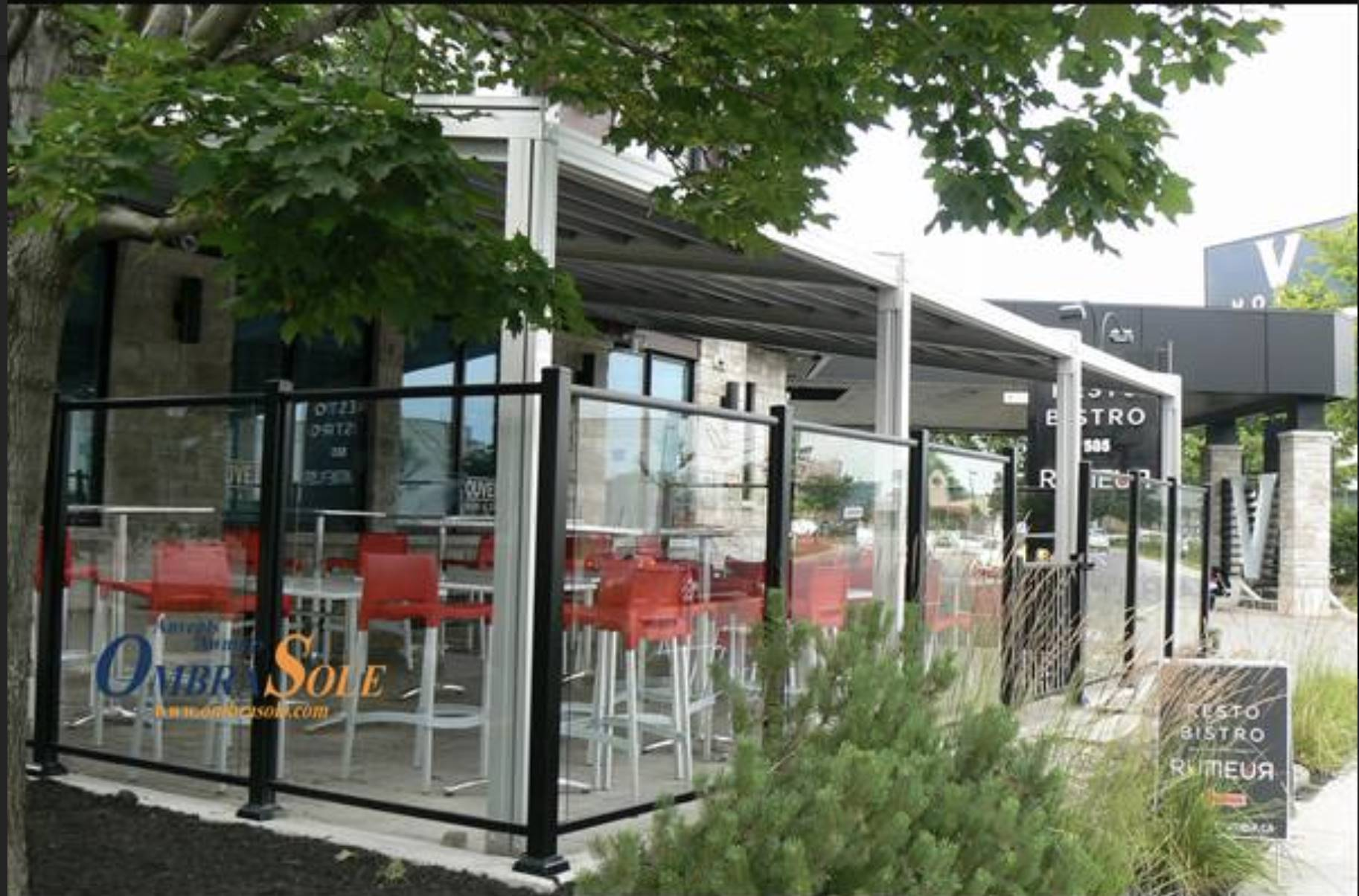 3 Ways in Which Terrace Awnings Can Boost Your Restaurant Sales