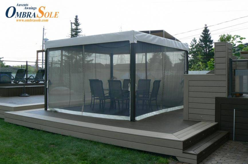 Which Retractable Awning? 'Covering' Your Options for a Perfect Backyard