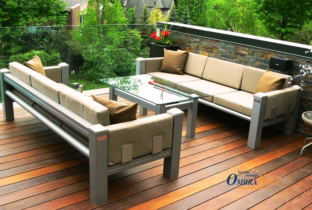 7 ways to spruce up your outdoor space