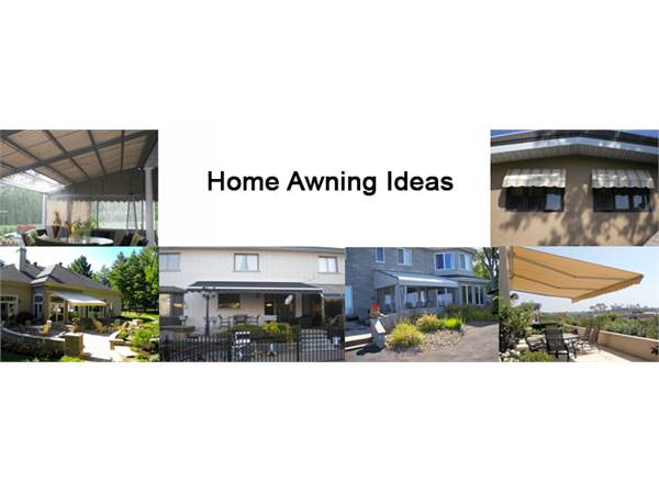 Home Awning Ideas