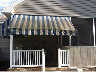 Recognize and avoid the formation of bacteria and mold on the canvas of the retractable awning