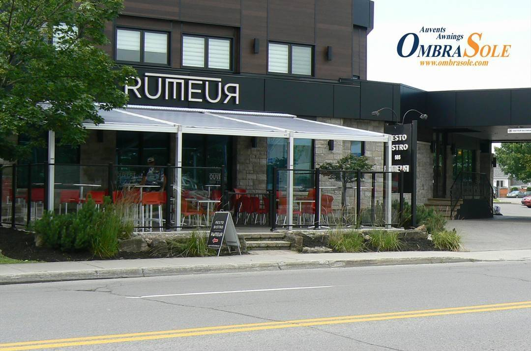 3 Commercial Retractable Awnings To Check Out For Your Business