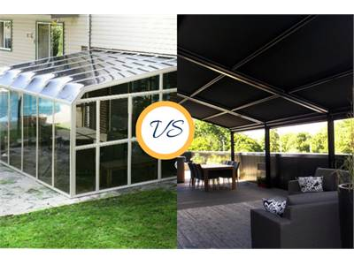 3-Season Sunroom or Retractable Awning? Choosing The Best Option