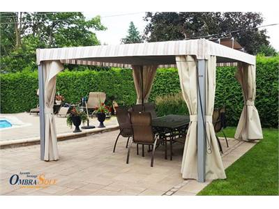 Wooden or Aluminum Pergola? Choosing the Best Option for Your Patio