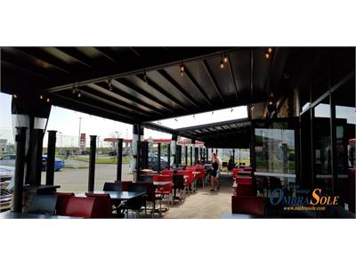5 Reasons Why Your Restaurant Must Have a Terrace Shade