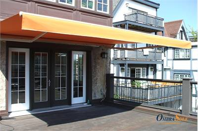 The best retractable awnings for condo units