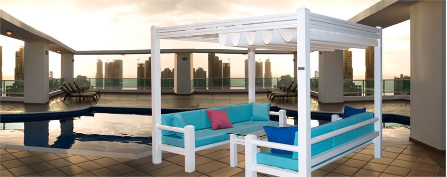 Aluminum Garden Furniture: Oasis